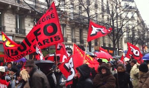 manif fo