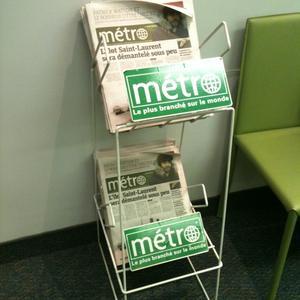 metronews fin du journal papier et vaste plan de. Black Bedroom Furniture Sets. Home Design Ideas