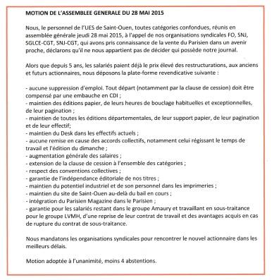 Motion parisien 001
